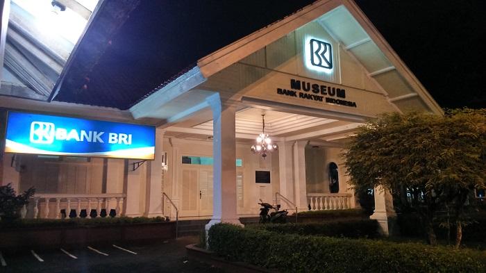 Tempat Wisata di purwokerto Musium Bank BRI Purwokerto