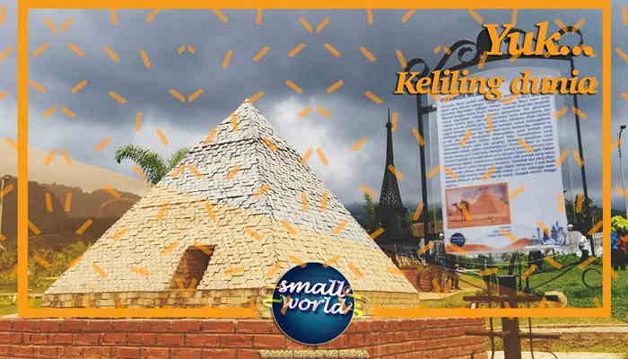 Taman Miniatur Dunia Small World