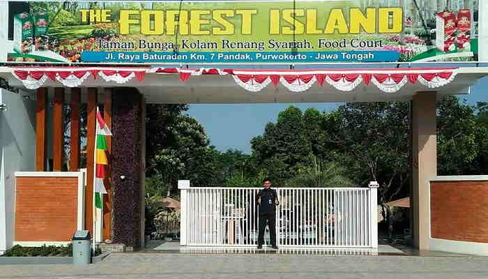 The Forest Island
