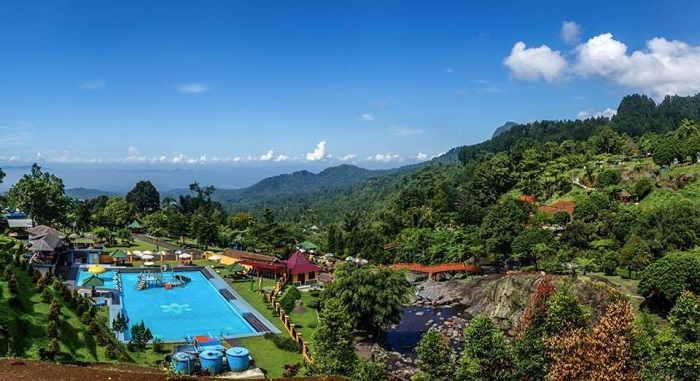 Tempat Wisata Di Purwokerto Wisata alam baturaden