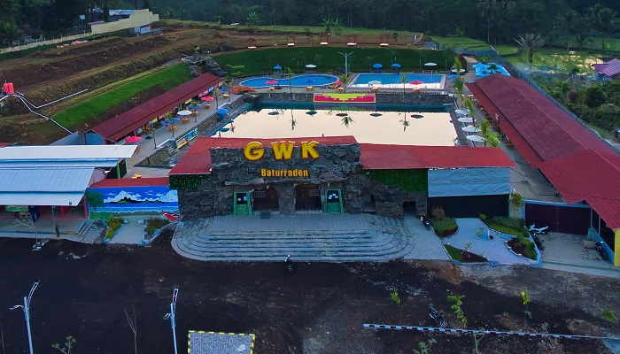 Gallery Water Karangmangu (GWK) Baturraden
