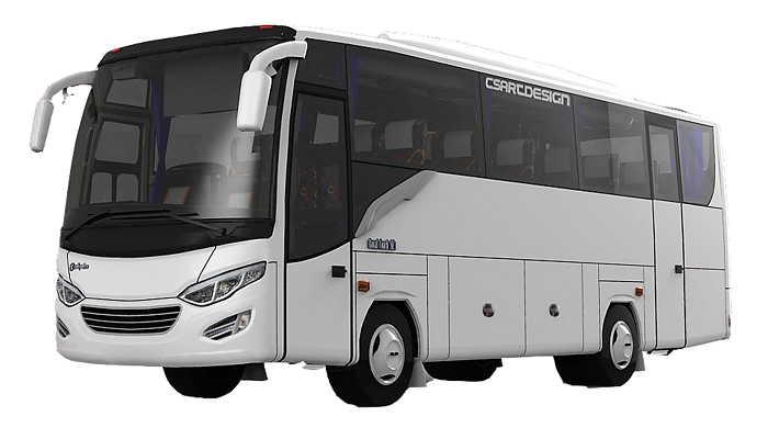 harga sewa bus pariwisata blora aa mediun dan big bus
